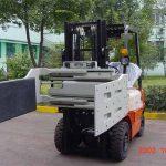 Hiina hüdrotõhusate tõstukite lisaseadmed mitmeotstarbeline klamber