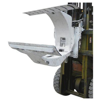 3 tonni diiselmootoriga kahveltõstuk paberirulli klambritega