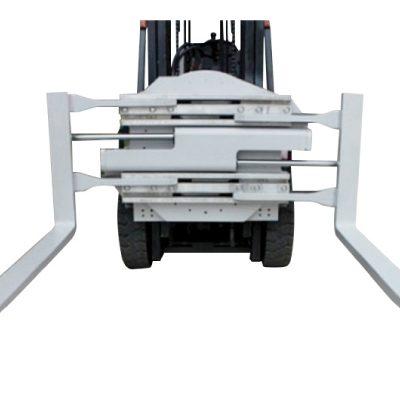 2. klassi kahveltõstuki kinnitus pöörleva kahvliklambriga, pikkusega 1220 mm