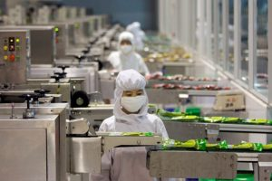 Toidutööstus