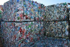Jäätmete pakkimine